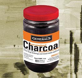 Generals's Charcoal