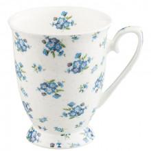 Porcelain Mug - Forget Me Not