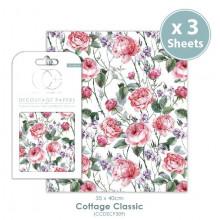 Decoupage Paper - Cottage Classic