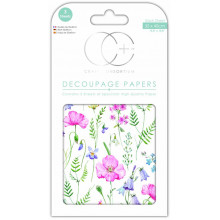 Decoupage Paper - Summer Meadow