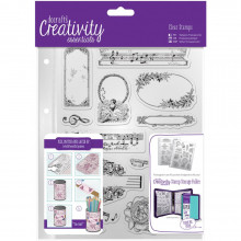 Clear Stamp Set - Musicality