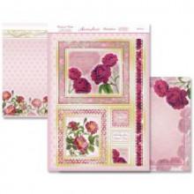Luxury Topper Set - Radiant Roses