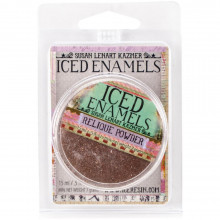 Iced Enamels Relique Powder -  Glitz Copper