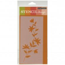 Stencil Design - Verdant