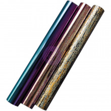 Rub On Foil Sheets - Foildelic