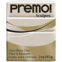 Sculpey-Premo Polymer Clay – White