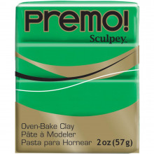 Premo Polymer Clay – Green