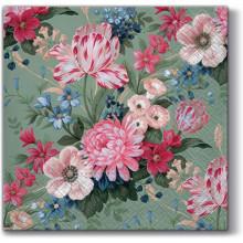 Art Decor Napkins - Calm Flowers