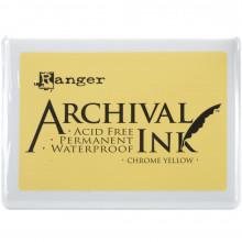Archival Ink Jumbo Ink Pad,  Jet Black
