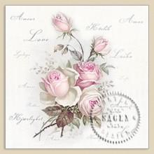 Vintage Design - Rose
