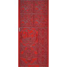 Stickers 1028 - Ziegel Segelboot - red